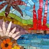Feinste Mosaikkunst im Mittelpunkt – Inez van Schooneveld stellt ihre Schätze aus.