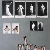 Re-Enacting Isadora Duncan mit Roberta Lima I, 2009 Analoger C-Print, 85x66 cm © Anja Manfredi