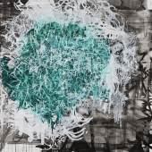 The Letharia Painting No. 24, 2013, Location: Galleri Susanne Ottesen, Copenhagen © VG Bild-Kunst, Bonn 2014