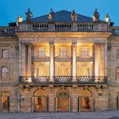 Fassade des Markgräflichen Opernhauses © Bayerische Schlösserverwaltung