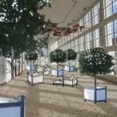 Orangerie neu Fotoskizze (c) Erlebnisplan GMBH Schloss Hof