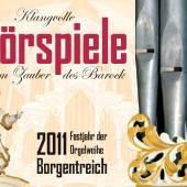 Barockorgel Westfalens in der katholischen Pfarrkirche St. Johannes Baptist in Borgentreich