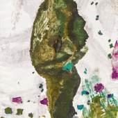 """Max Weiler """"Bild vom Baum"""", 1986"""