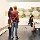 Impressionen von der ART COLOGNE 2013, Galerie Soy Capitán, Halle 11.3