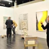 Impressionen von der ART COLOGNE 2013, Galerie Peter Amby, NADA COLOGNE, Halle 11.3