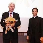Dr. Michael Braunsteiner, Kurator der Kunstsammlung des Benediktinerstift Admont Bibliothek & Museum
