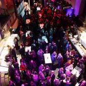 Preisverleihung OscART 2010 Atelierhaus der Akadamie der bildenden Künste Wien, Semperdepot Foto: Florian Wieser / Wirtschaftskammer Wien / Der Kunsthandel