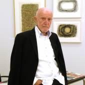 """OscART 2013 für besondere Leistungen in der Kategorie """"Zeitgenössische Galerien"""" Manfred Lang Foto: Karin Lehrer Arnfelser Courtesy Galerie Lang Wien"""