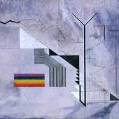 Osvaldo Licini, Castello in aria, 1933-1936. Collection Augusto and Francesca Giovanardi