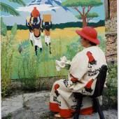 Lisl Ponger Out of Austria, 2000 Chromogener Abzug © Lisl Ponger / Bildrecht, Wien, 2018