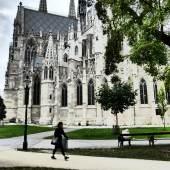 Ansicht der Votivkirche (c) findart.cc
