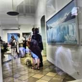 """Ausstellung """"Impressionen"""" - Vernissage, Donnerstag, 17. August (c) findART.cc"""