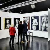 Vernissage: 2. ART Salzburg 2018 (c) findART.cc Foto frei von Rechten.