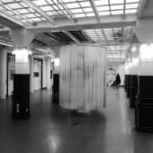 Impressionen Otto Wagners Postsparkasse (c) findART.cc Foto frei von Rechten.