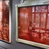 12. ART AUSTRIA im Gartenpalais Liechtenstein 2019, kunstsalonperchtoldsdorf.at, Richard Juriitsch zu Gast bei Otto Wagner (c) findART.cc Foto frei von Rechten.