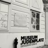 Ansicht Museum Judenplatz, Judenplatz 8, August 2019  (c) findART.cc Foto frei v