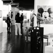 Vernissage: 3. ART Salzburg 2018 (c) findART.cc Foto frei von Rechten.