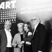 Vernissage: 3. ART Salzburg 2019 (c) findART.cc Foto frei von Rechten.