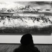 "Ausstellungsansicht ""Warhol bis Richter."" Anselm Kiefer *1945 A.E.I.O.U. 2011 2019 (c) findART.cc Foto frei von Rechten."