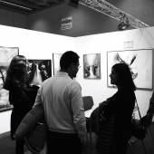 Vernissage: 24. ART Innsbruck 2020, Mandienkosi Mavengere (c) findART.cc Foto frei von Rechten.