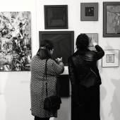 Vernissage: 24. ART Innsbruck 2020, VIELFAEL TIG PRODUZENTENGALERIE (c) findART.cc Foto frei von Rechten.