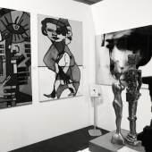 Vernissage: 24. ART Innsbruck 2020, ARTINNOVATION (c) findART.cc Foto frei von Rechten.