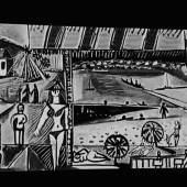 MYSTERIUM PICASSO  Regie: Henri-Georges Clouzot; Dokumentarfilm, FR, 1956, 75 Min 2021 (c) findART.cc Foto frei von Rechten.