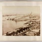 Venedig - Blick vom Markusturm Carlo Naya