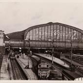 Hauptbahnhof Hamburg  Natascha A. Brunswick Tom Artin