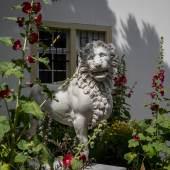 Abguss eines Löwen von einem griechischen Grabmal, 2. Hälfte 4. Jh. v. Chr., Foto: Christine Dittmar, Antikenmuseum Basel und Sammlung Ludwig