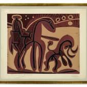 Pablo Picasso - Picador Et Taureau