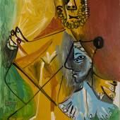 Pablo Picasso, Homme et enfant