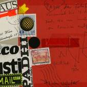 Padhi Frieberger, Mail-Art, Courtesy of OstLicht Collection