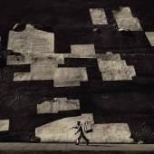 Pattern, 1956, Silver Gelatin Print, 36 x 49.4 cm