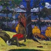 Paul Gauguin, Te Arii Vahine - La Femme aux mangos (II), 1896 (est. £7,000,000-10,000,000)