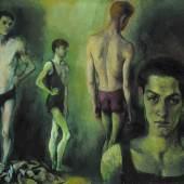 Pavel Tchelitchew - Dancers