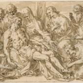 Gallery Stephen Schlesinger, Hendrick de Clerck (Brussels 1570- 1629) Lamentation