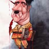 Petar Pismestrovic. Adolf Hitler, 2002