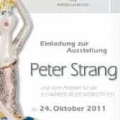 """""""Peter Strang""""     und seine Arbeiten für die SCHWARZBURGER WERKSTÄTTEN"""