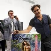 Impressionen: Peter Coeln, David LaChapelle 2014