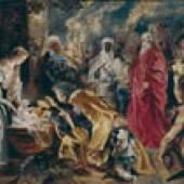 Peter Paul Rubens (1577–1640) Anbetung der Weisen, 1609/1610  Öl auf Holz Höhe 81 cm, Breite 102 cm Inv.-Nr. 1931.0121 Groninger Museum, Groningen