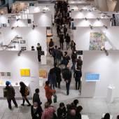 view of ART FAIR TOKYO 2014 photo : Munetoshi IWASHITA