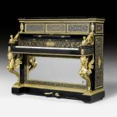 "PIANINO MIT BOULLE-MARKETERIE ""AUX FEMMES AILEES"", Louis-Philippe, sign. Ignace Pleyel & Comp., für Baron James de Rothschild. CHF 150 000 / 250 000."