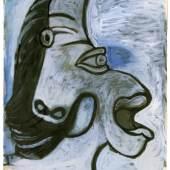 Galerie 1900-2000 Pablo Picasso, Portrait de Dora Maar, 1939 Courtesy of the gallery