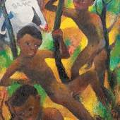 Carry Hauser  Der weiße Dämon, 1972  Öl/Holz, 52,5 x 41 cm  monogrammiert CH, datiert 72 abgebildet in Carry Hauser 2018, S. 120, Nr. 355