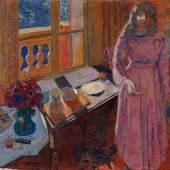erre Bonnard, Die Schale Milch, um 1919, Le Bol de lait, Öl auf Leinwand, 116,2×121 cm , Tate. Bequeathed by Edward Le Bas 1967 © Tate, London 2019