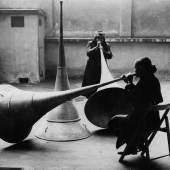 Michelangelo Pistoletto, Le trombe del giudizio, 1968, Fondazione Pistoletto
