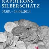 Plakat: Napoleons Silberschatz