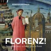 Abb.: Domenico di Michelino, Dante und die Göttliche Komödie, 1465 © Opera di Santa Maria del Fiore - Archivio storico e fototeca, Firenze