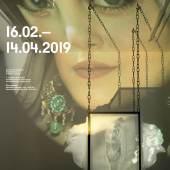 Plakat Ausstellung: Manuel Graf  »GodboX«  16.02.—14.04.2019